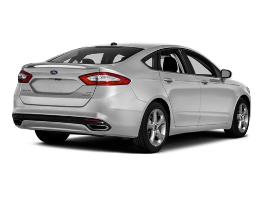 2016 Ford Fusion Se In Keene Nh Autex Mazda Of